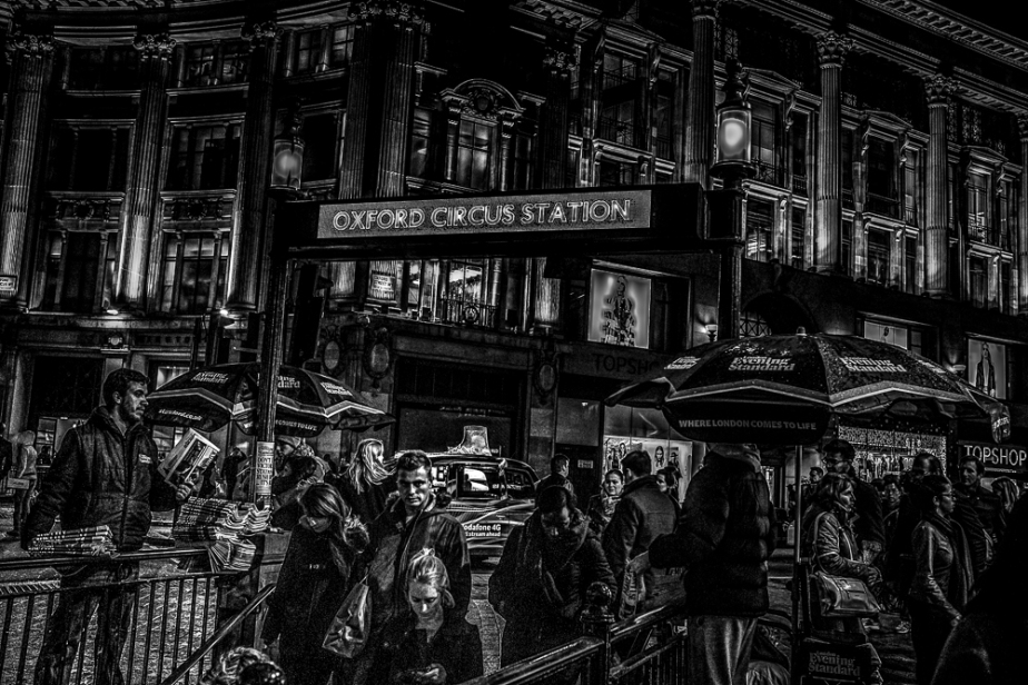 Life in London: Seeing theStreets