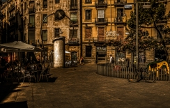 El Gotico, Barcelona