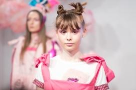 Amy Thomson @ London Fashion Scout AW18