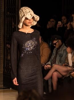 Apu Jan @ London Fashion Scout AW18