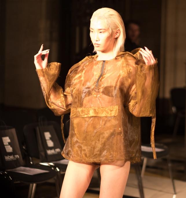 Forite Label @ London Fashion Scout AW18