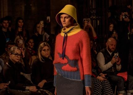@ London Fashion Scout AW18