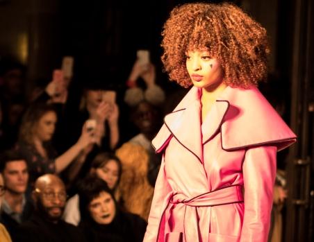 Pam Hogg @ London Fashion Scout AW18