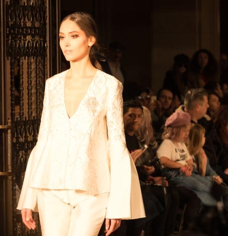 Rohmir @ London Fashion Scout AW18