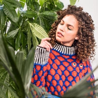 Kristel Kuslapuu @ London Fashion Scout AW18