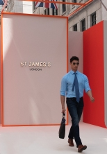 Jermyn Street Fashion Show SS19