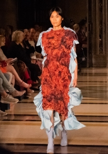 Swedish School of Textiles @ Fashion Scout SS19