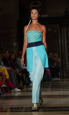 INIFD LST: Undwinding India @ Fashion Scout SS19