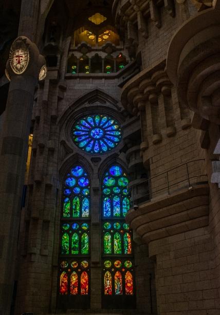 La Segrada Familia, Barcelona