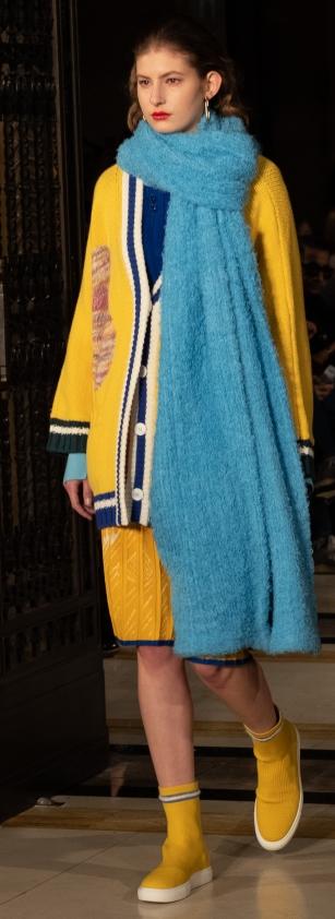 IAM Chen @ Fashion Scout AW19