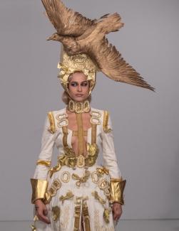 London Fashion Week AW20: Pam Hogg @ Fashion Scout