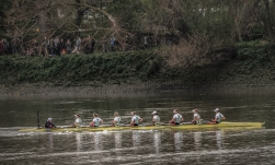 Oxford vs Cambridge Boat Race 2019, Hammersmith
