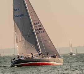 Round The Island Yacht Race 2019, Cowes, Isle of Wight
