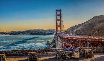 Buena Vista, San Francisco, California